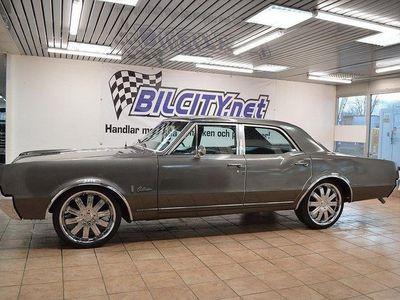 """begagnad Oldsmobile Cutlass 1967 20"""" fälgar Avbet/Inby"""
