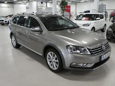 begagnad VW Passat Alltrack 2.0 TDI 4Motion DSG Premium