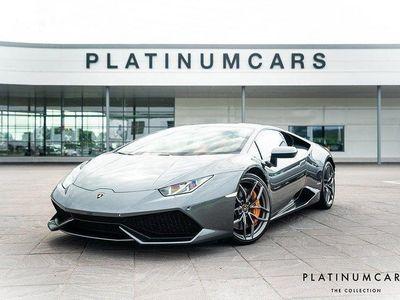 begagnad Lamborghini Huracán Huracán5.2 V10 DESIGNO