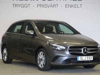 begagnad Mercedes B180 136HK 7G-DCT PROGRESSIVE