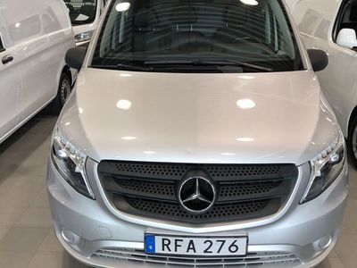 gebraucht Mercedes Vito 119 BlueTEC 4x4 W640 (190hk) -16