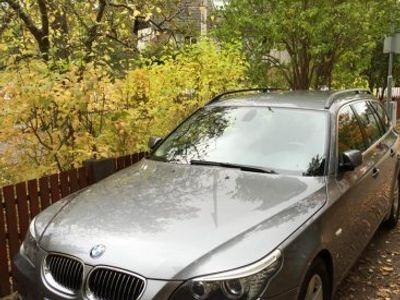 begagnad BMW 523 Touring låg miltal (OBS LÄS) -08