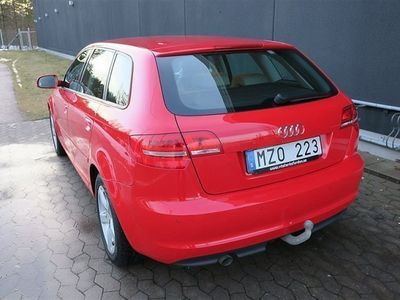 gebraucht Audi A3 1.6Tdi 105hk Proline Xenon Pdc Drag