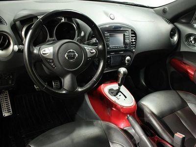 begagnad Nissan Juke Tekna DIG-T 190 4x4 X-tronic