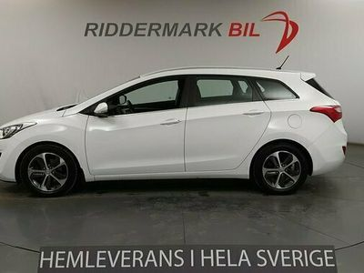 begagnad Hyundai i30 cw 1.6 GDI Rattvärme Välservad 135hk