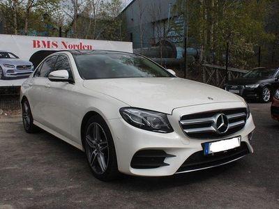 begagnad Mercedes E200 4MATIC AMG Full Utrustad