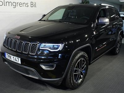 begagnad Jeep Grand Cherokee Trailhawk 3,0CRD 250hk 4WD