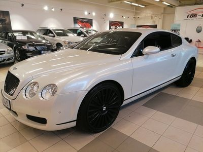 begagnad Bentley Continental GT 6.0 W12 Automat