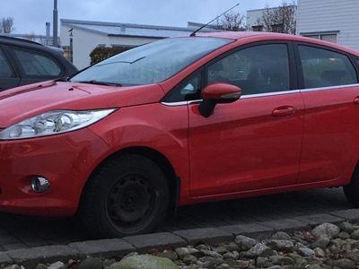 begagnad Ford Fiesta Titanium 1.25 82HK
