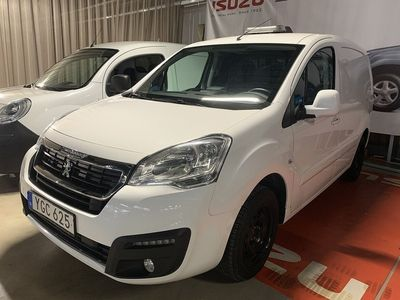 begagnad Peugeot Partner L1 Pro+ 1,6 BlueHDi 100hk -16