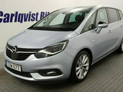 begagnad Opel Zafira Tourer CDTI 170HK Business 7-Sits Navi Aut