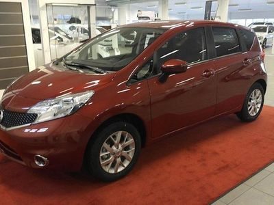 begagnad Nissan Note NOTE80 Acenta E6 2016, Kombi 119 900 kr