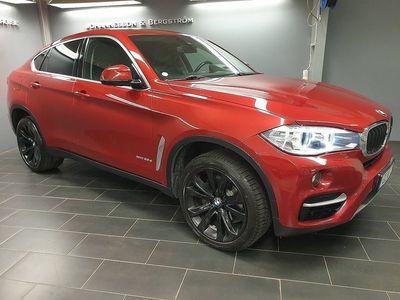 "begagnad BMW X6 xDrive/Skinn/Glastak/Navi/Värmare/20"""