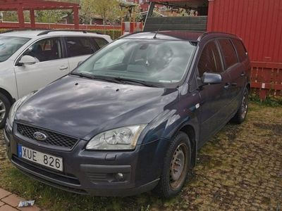 begagnad Ford Focus titanium dålig motor