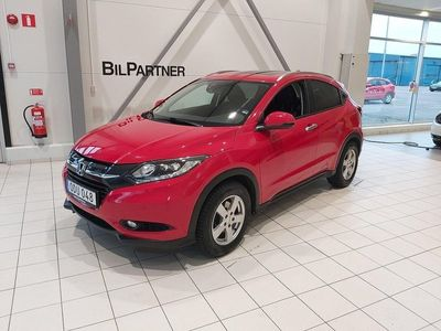 begagnad Honda HR-V 1.6D Executive manuell *Soltak*