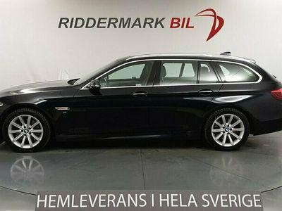 begagnad BMW 530 d xDrive Touring M Sport D-Värm Pano H&K 360* EU6 258hk