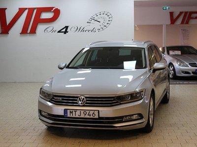 begagnad VW Passat 2.0 (190hk) TDI 4M DSG Exe