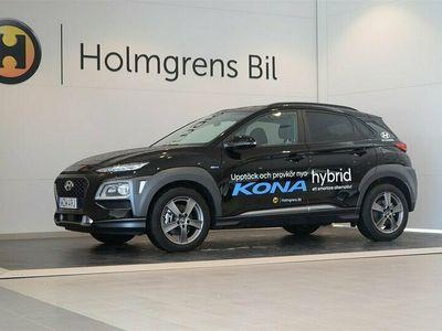 begagnad Hyundai Kona 1.6 GDi Hybrid Premium (141hk)