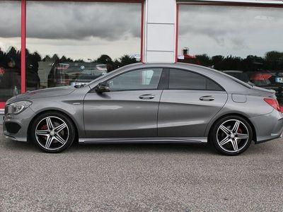 begagnad Mercedes CLA250 Aut 4-M AMG /nav/värm/