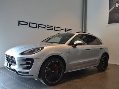 used Porsche Macan Turbo Performance PDK Euro 6 441hk