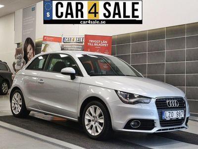begagnad Audi A1 1.2 TFSI 86 hk / Ambition / Proline / SoV / Nyservad