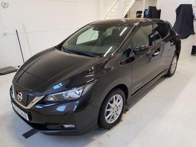 begagnad Nissan Leaf Tekna 40 kw -18
