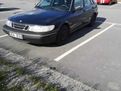 begagnad Saab 900 2.01 -97
