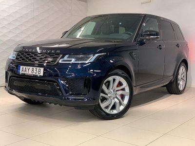 begagnad Land Rover Range Rover Sport HSE Dynamic Plug