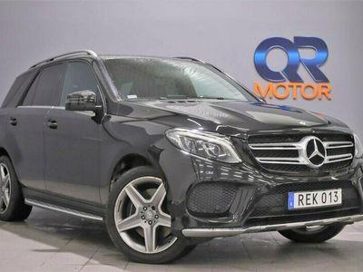 begagnad Mercedes GLE400 4MATIC / AMG Sport / GPS / SKINN 333hk
