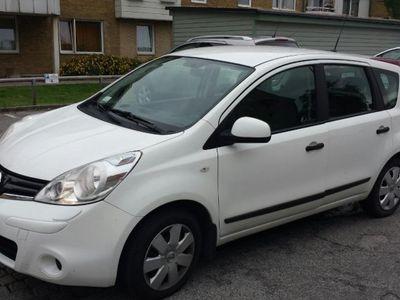 begagnad Nissan Note -10