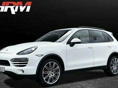 begagnad Porsche Cayenne Diesel TipTronic S Panorama 2013, SUV Pris 244 900 kr