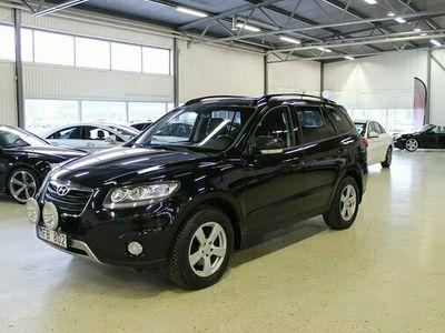 begagnad Hyundai Santa Fe 2.2 CRDi 4WD AUT 7-SITS M-VÄRME 2012, SUV 114 900 kr