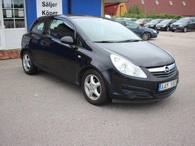 begagnad Opel Corsa 3-dörrar 1.3 CDTI ecoFLEX 75hk -08