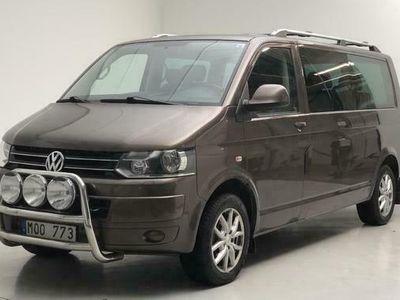begagnad VW Multivan VW 2.0 TDI 4MOTION 2012, Minibuss Pris 186 685 kr