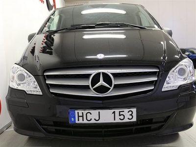 gebraucht Mercedes Vito 113 CDI LÅNG 3-SITS DRAG P -14