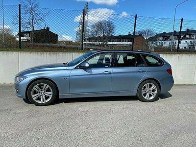 begagnad BMW 320 d xDrive Touring Sport line 184hk Drag/V-hjul