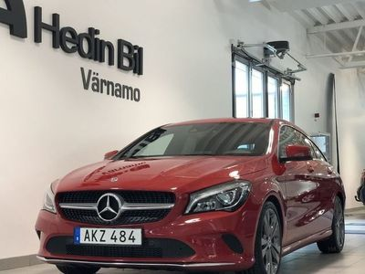 used Mercedes CLA200 Shooting Brake D 4MATIC