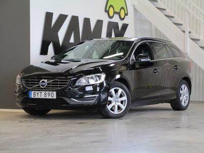 begagnad Volvo V60 D4 190hk | Momentum
