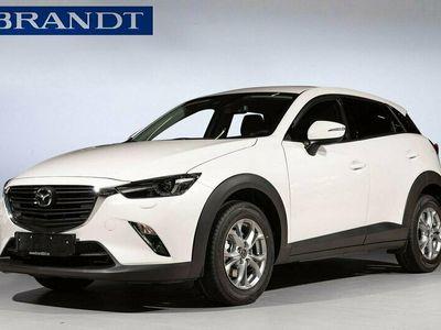 begagnad Mazda CX-3  2.0 Vision Aut 121hk SKYACTIV-G