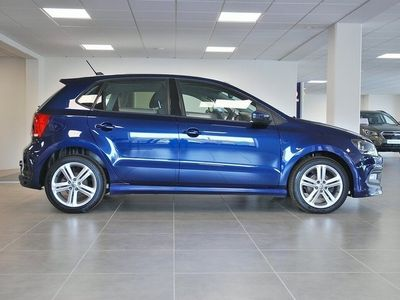 used VW Polo 5dr 1.2 (90hk) R-line