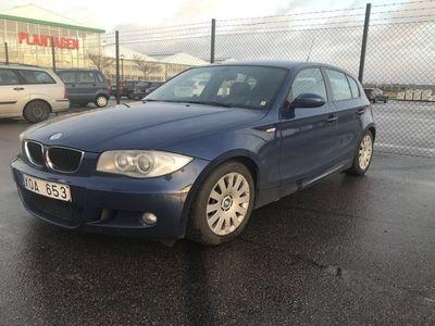 begagnad BMW 118 2006, Halvkombi 54 900 kr