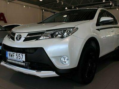 begagnad Toyota RAV4 2.2 D-4D 4x4 Automat