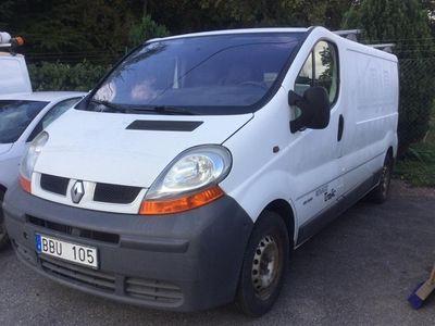 begagnad Renault Trafic 1.9 dCi Skåp/Buss (100hk)