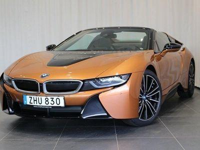 begagnad BMW i8 Roadster -18