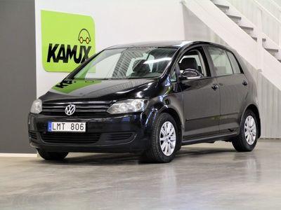begagnad VW Golf Plus Plus 2,0 TDi (140hk) AUT, M-värm