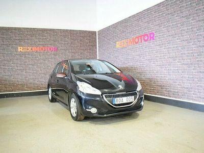 begagnad Peugeot 208 5-dörrar VTi Ny Besiktad ua