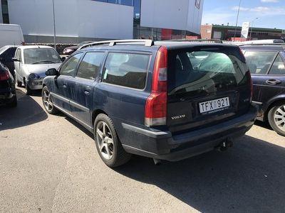 begagnad Volvo V70 2.4 140hk/NY/BES