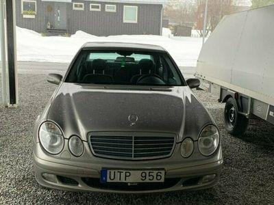 begagnad Mercedes E200 KOMP