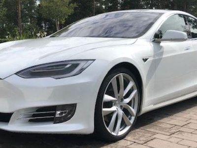 usata Tesla Model S 75D -16