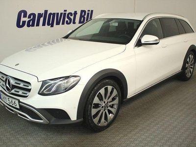 begagnad Mercedes E350 ALL-TERRAINKOMBI 4MATIC